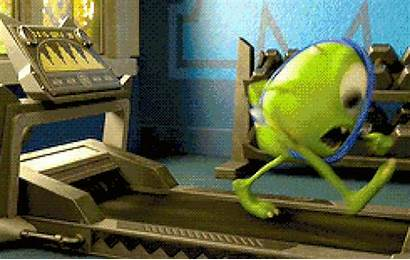 Totally Disney Treadmill Monster Characters Relate Could