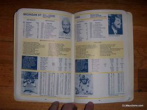 Internet Superstores  1982 Michigan Gridiron Guide
