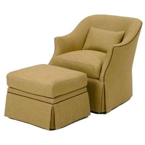 upholstered chair with ottoman wesley hall accent chairs and ottomans upholstered chair