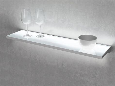 Mensole Led by Illuminazione Mensola Mensola In Legno Con Illuminazione