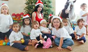 Octomom Nadya Suleman Poses For A Family Christmas Card
