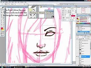 MayonakaSun's Blog~: Falling art:- Digital anime art tutorial
