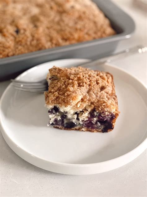 Now the main and key ingredient to this easy berry coffee cake recipe is martha white® blueberry muffin mix. The Absolute Best Blueberry Coffee Cake - The GR Guide