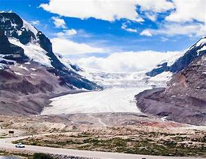List Of Glaciers In Canada