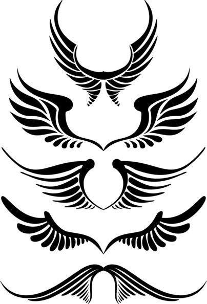 Wing Tattoo Design Ideas | Wing tattoo designs, Tattoo