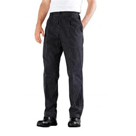 pantalon de cuisine bragard pantalon de cuisine 224 plis noir 233 funandoc de bragard