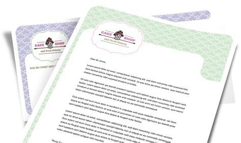 letterhead  word  publisher  templates