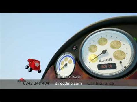 Direct Car Insurance - direct line car insurance new tv advert featuring the