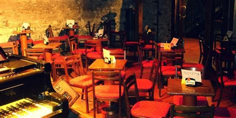 Agharta Jazz Club – Prague Guide