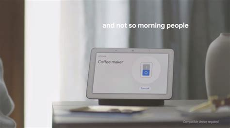 Google Home Hub : Google Unveils Their First Ever Smart Display The Google