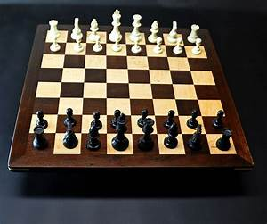 Sweet Hill Wood Chess Boards  Peruvian Walnut And Maple
