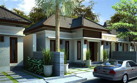 gambar desain rumah desain rumah type  smarthouse