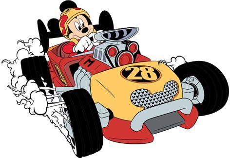 mickey   roadster racers clip art disney clip art