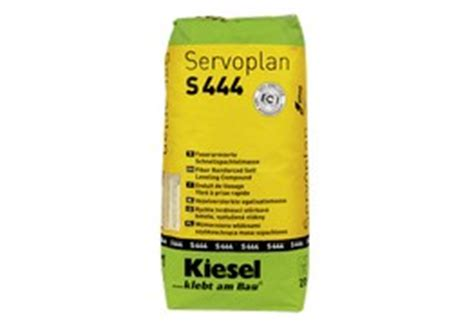 fast setting self levelling compound for wood substrates servoplan s 444