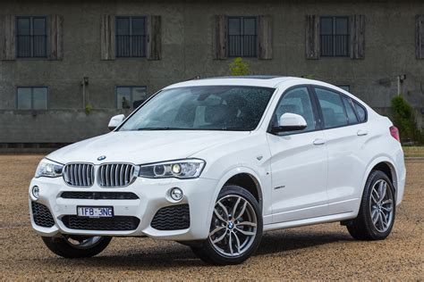 2018 Bmw X4 Xdrive35d Review Caradvice