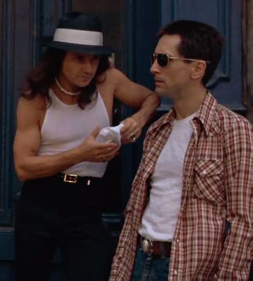 Matthew is a greasy, cheeseball pimp. The pimp in Taxi Driver reminded me of someone... : YMS