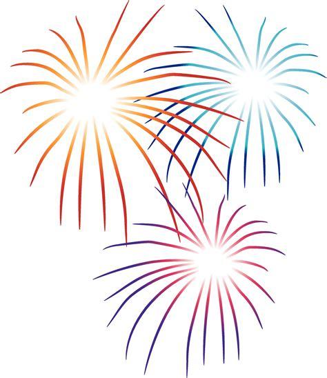 Clipart Fireworks Fireworks Clipart