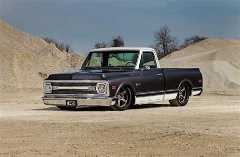 1969 Chevrolet C10  Smokin' Charcoal C10  Hot Rod Network