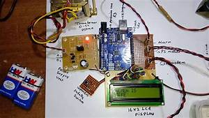 Electric Shock   Gsm   Gps   Arduino   Google Map   Women U0026 39 S Safety Security