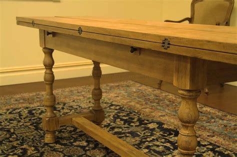 flip top console dining table compact folding dining table