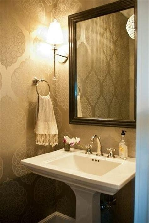 New York country home   Transitional   Powder Room   new