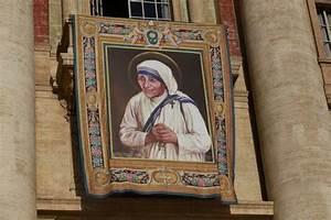 Mother Teresa has officially been declared a saint ...