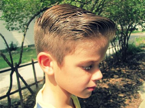 select  trends  latest haircut  school boys