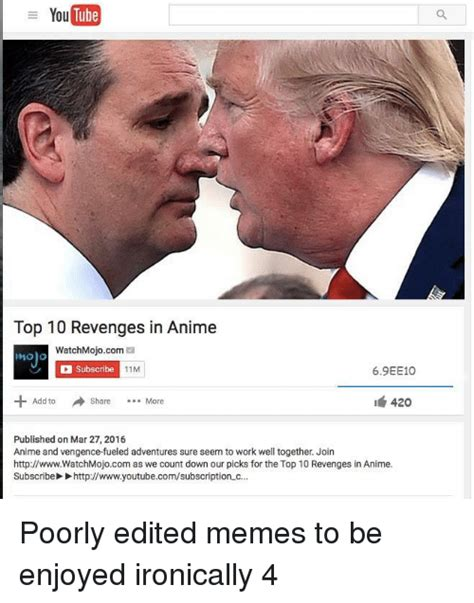 Best Memes Of 2010 - search top 10 anime memes on me me