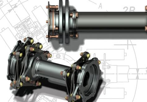 flexible drive shaft systems couplings kaman specialty bearings