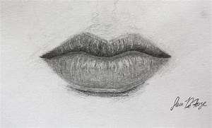 Next Week: How to Draw Lips Demo – Paint Into a Corner