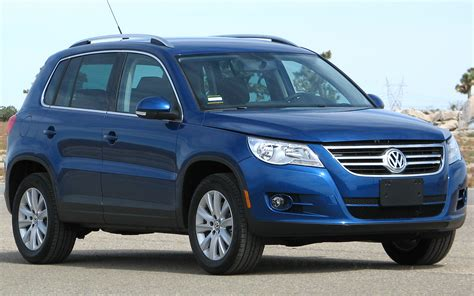 Starting around $25,500, it comes with a sleek european exterior, turbocharged power, and secure handling. Volkswagen Tiguan 2005: Review, Amazing Pictures and ...