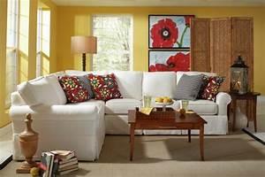 Landhausstil Couch : landhaus sofas helfen dem wohnzimmer gem tlicher zu erscheinen ~ Pilothousefishingboats.com Haus und Dekorationen
