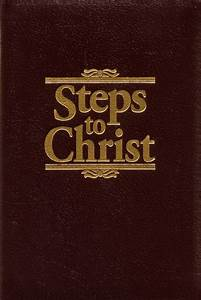 Steps To Christ Leather Pocket Book By Ellen G  White