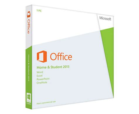 Microsoft Office 2013 Home & Student 2013