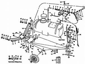Craftsman Model 471261401 Power Washer Genuine Parts
