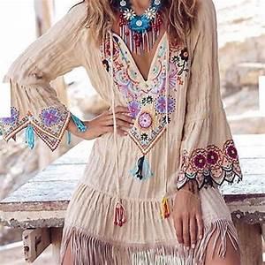 Mode Hippie Chic : amazing boho chic bohemian boho style hippy hippie chic ~ Voncanada.com Idées de Décoration