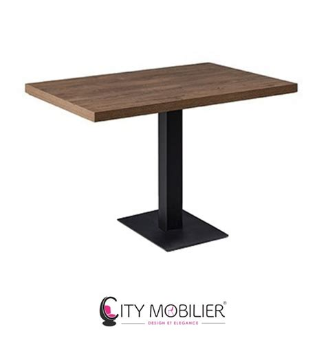 table de cuisine pied central table pied central bois 28 images table ronde pied