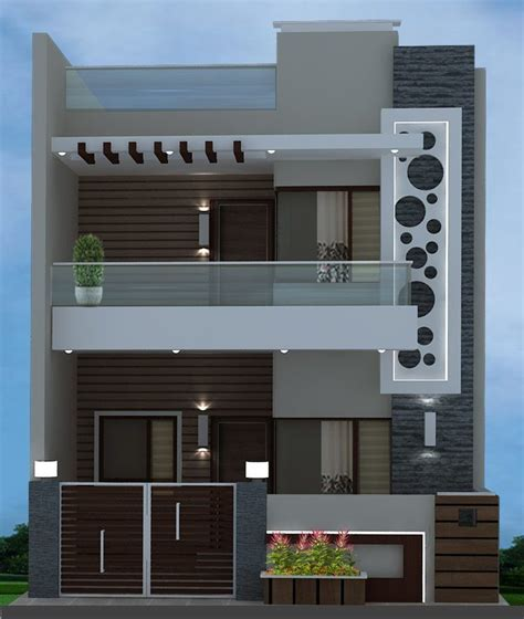 related image minimalist house design house front design duplex house design