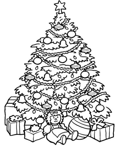 Coloring X Tree by Dibujos De Navidad Para Colorear Descargar E Imprimir