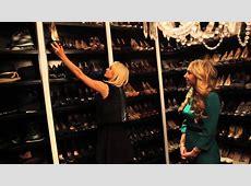 Inside Paris Hilton's Shoe Closet YouTube