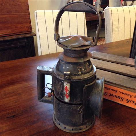 authentic antique railroad lanterns kudzu antiques