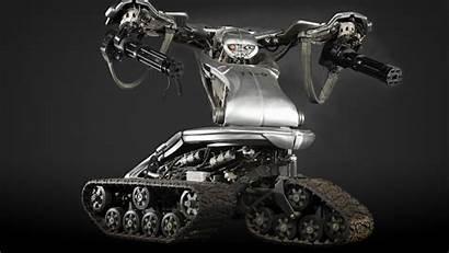 Terminator Robots Rise Machines Movies