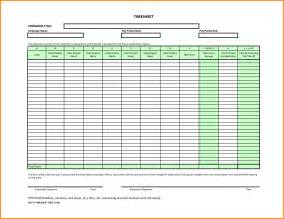 Multiple Employee Weekly Time Sheet
