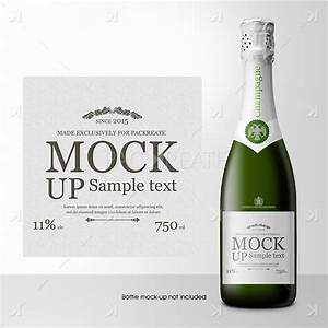 packreate download categories free downloads With champagne bottle labels free