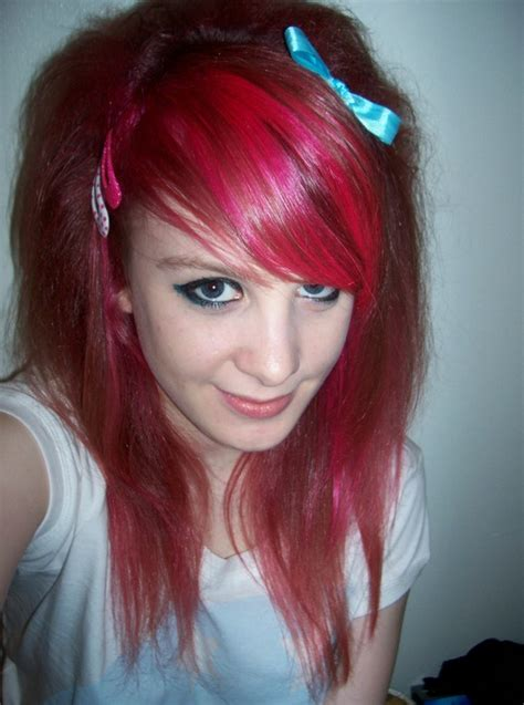 emo hairstyles  girls latest popular emo girls
