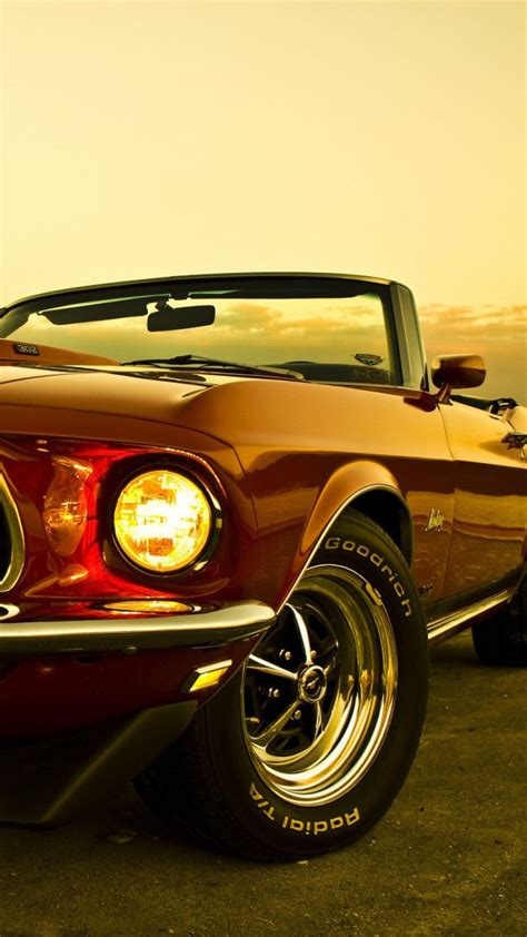 Ford Mustang Wallpaper Iphone X by 1969 Mustang Wallpapers 58 Images