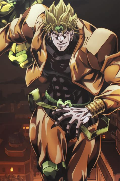 Part 3 Dio With 1 Dio Personality And Relationships Jojo S