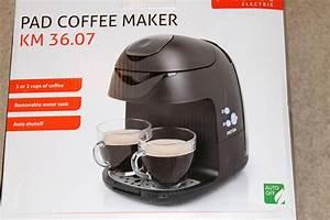 Kaffee Pad Automat : petra kaffee pad automat kaffeemaschine b2 geb ber ebay ~ Frokenaadalensverden.com Haus und Dekorationen