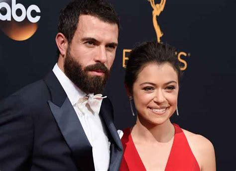 tom cullen who dated who tom cullen tatiana maslany on the other half their