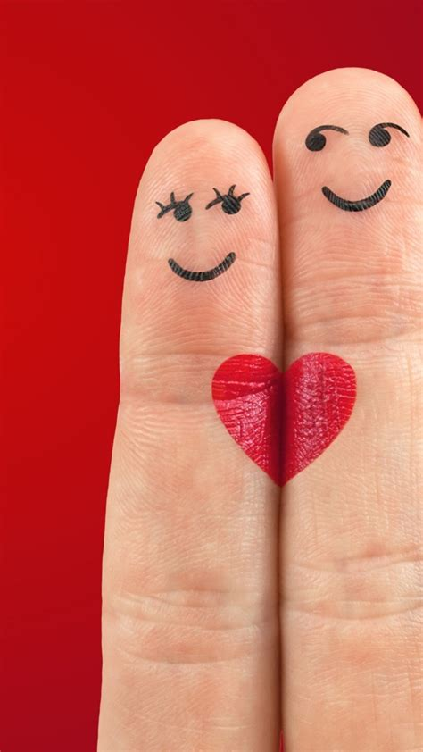 stock images love image heart  fingers stock images